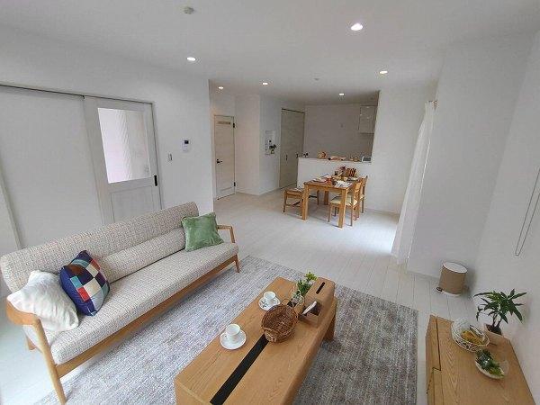 堺市東区白鷺町 新築戸建 ティエラ白鷺 分譲地 モデルハウス